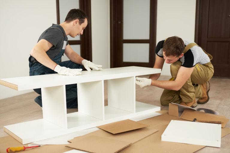 Möbelmonteur